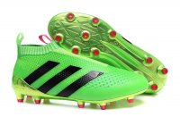 Adidas ACE 16+ PureControl soccer boots green