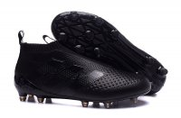 Adidas ACE 16+ PureControl soccer boots full black