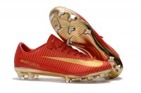 NIke Mercurial Superfly V FG low ankle football shoes