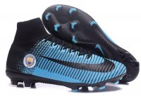 A quality Manchester City Nike Mercurial Superfly V FG footb