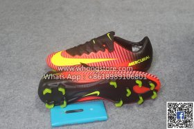 Nike low ankle FG soccer shoes